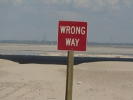 Tar Sands is the Wrong Way