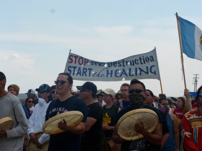 Stop the Destruction. Start the Healing.