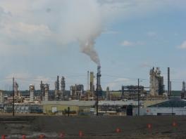 Syncrude Refinery, Alberta